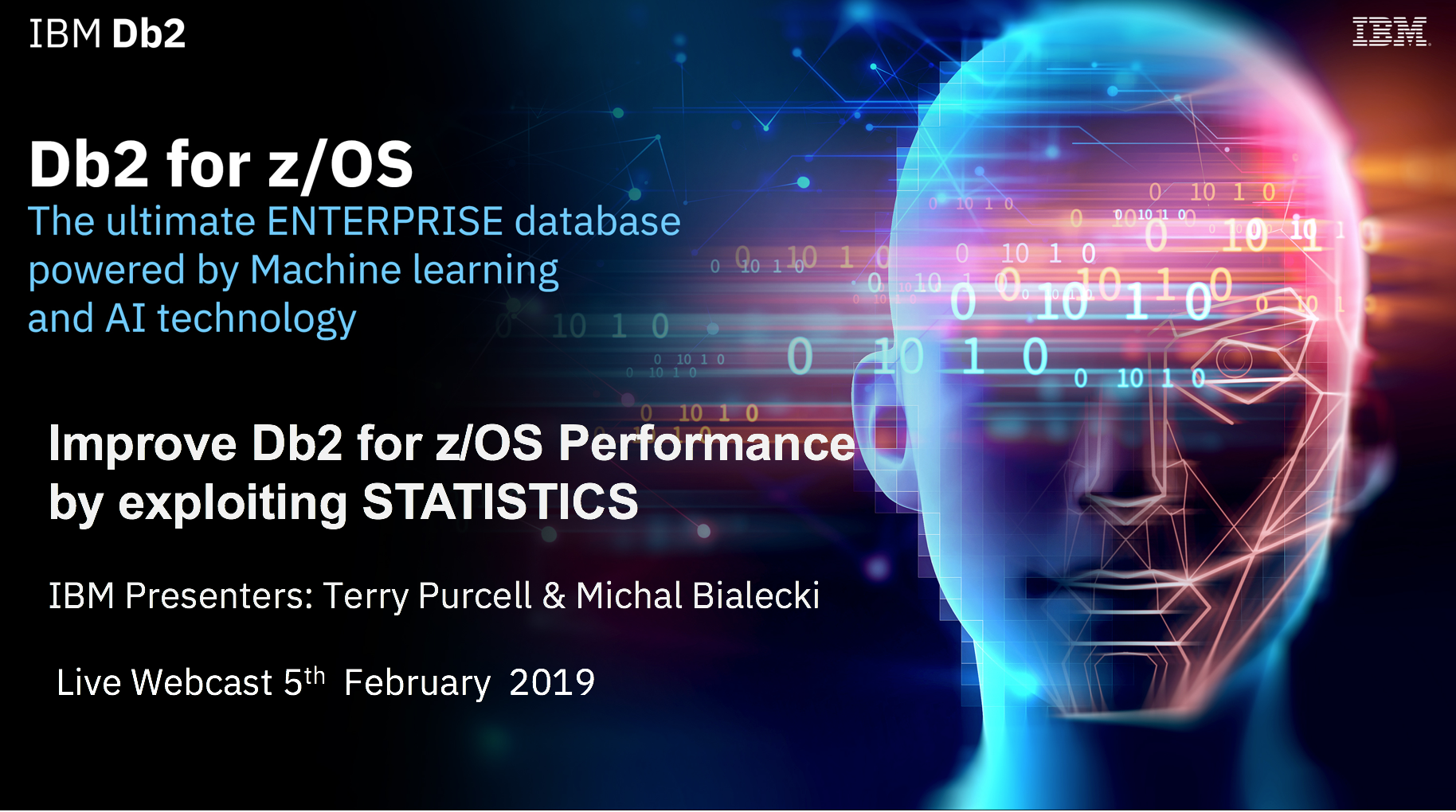 Improve Db2 Performance by understanding Statistics