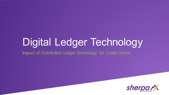Understanding Distributed Ledger Technology