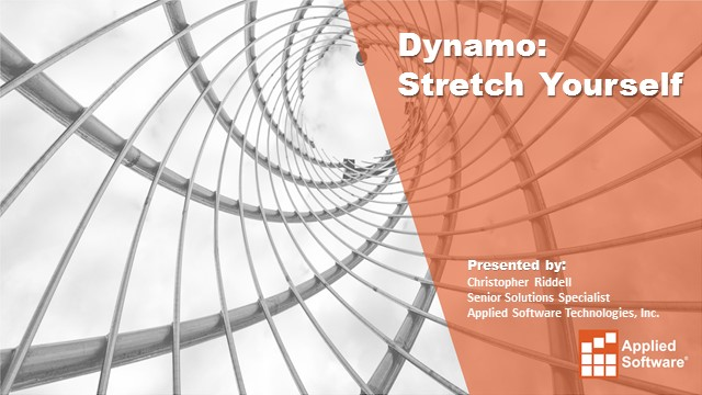 Dynamo:  Stretch Yourself
