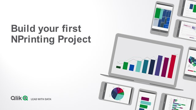Build Your First NPrinting Project