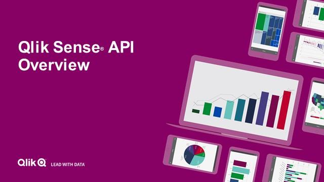 Qlik Sense API Overview