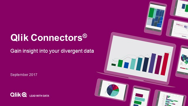 Qlik Connectors: Gain Insight into Your Divergent Data