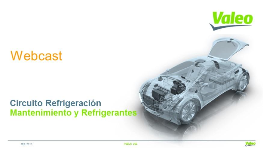 20 minutos Técnicos Valeo: Líquido Refrigerante. Características Técnicas