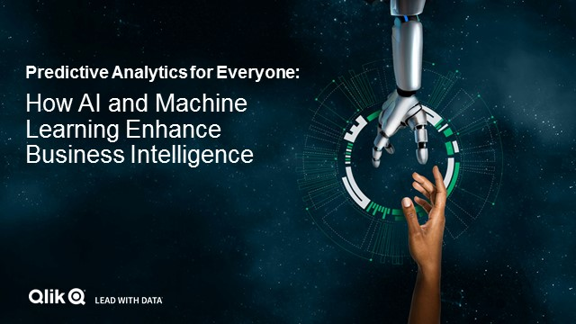 Predictive Analytics for Everyone:  How AI and Machine Learning Enhance Business Intelligence