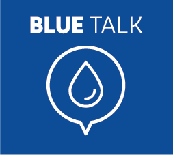 Blue Talk   How driven minds turn water crisis into hope