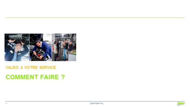 Comment monter les capteurs arrière Beep&park