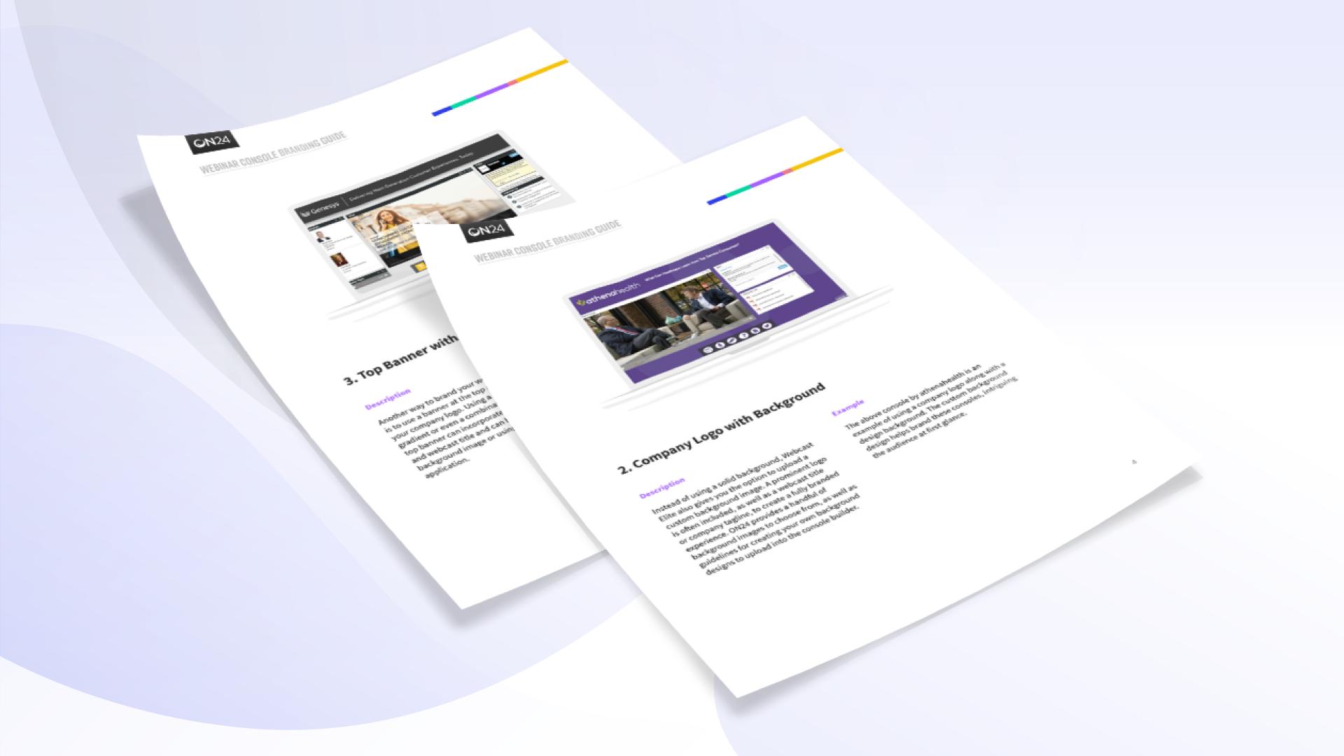 Webinar Best Practices | ON24