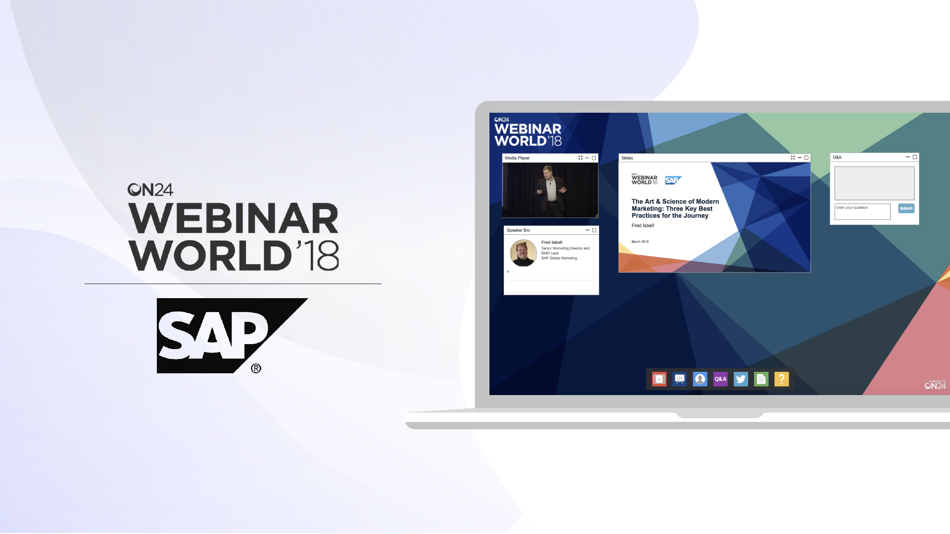Webinar World On-Demand - ON24