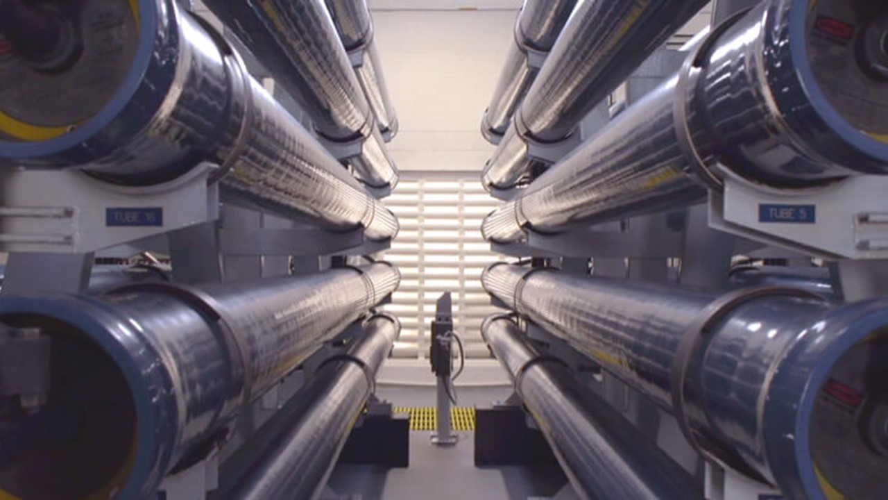 Optimal Cleaning of Reverse Osmosis Membranes