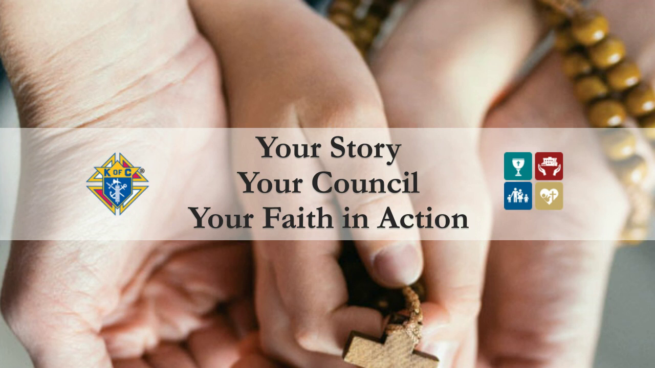 Your Story, Your Council, Your Faith in Action