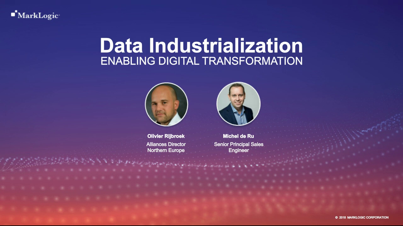 Share_Data Industrialization_Enabling Digital Transformation_Sept2018