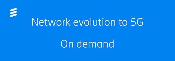 MWC 2019 - Network evolution to 5G