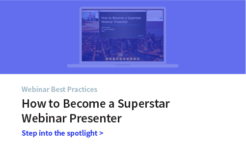 WBPS: How to Become a Superstar Webinar Presenter