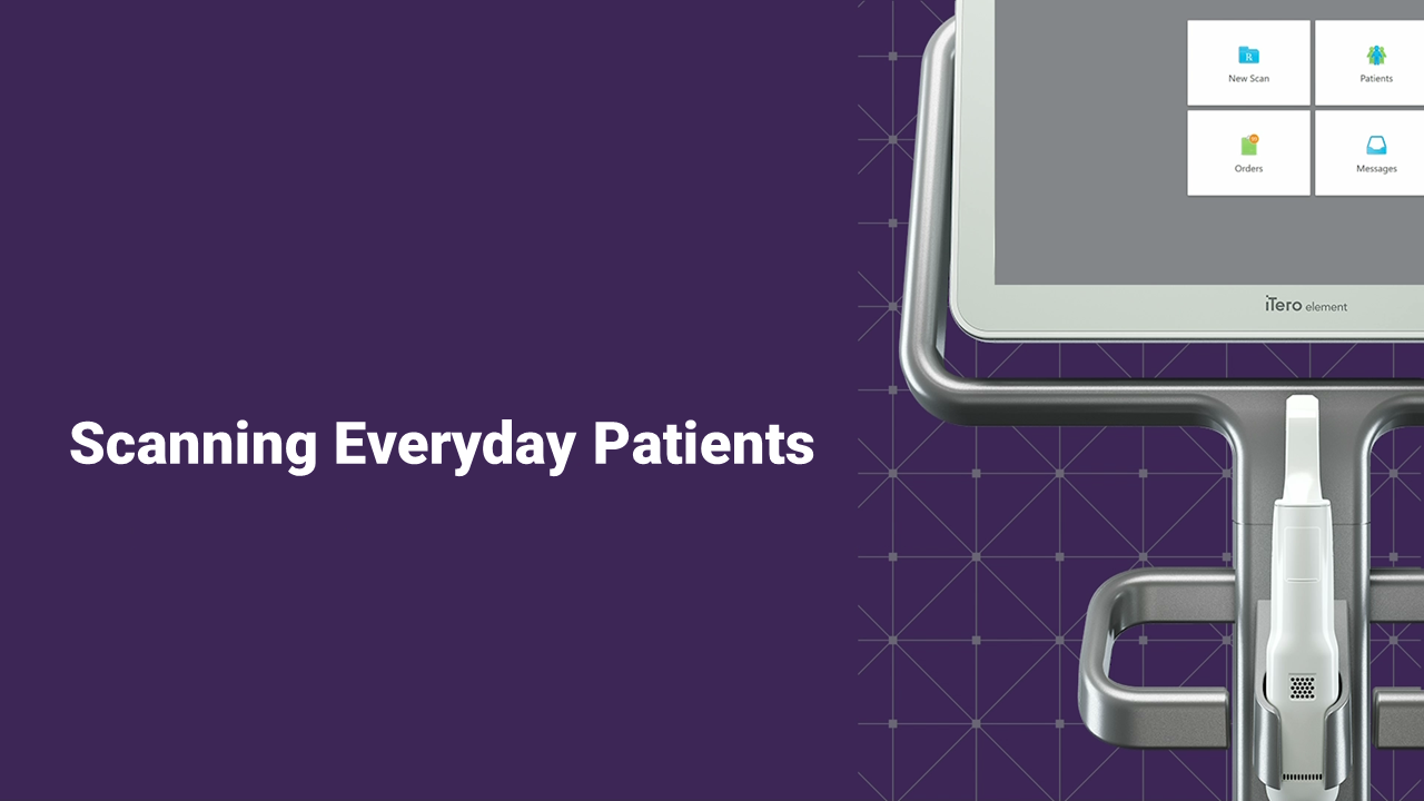 19 minutes: Scanning Everyday Patient