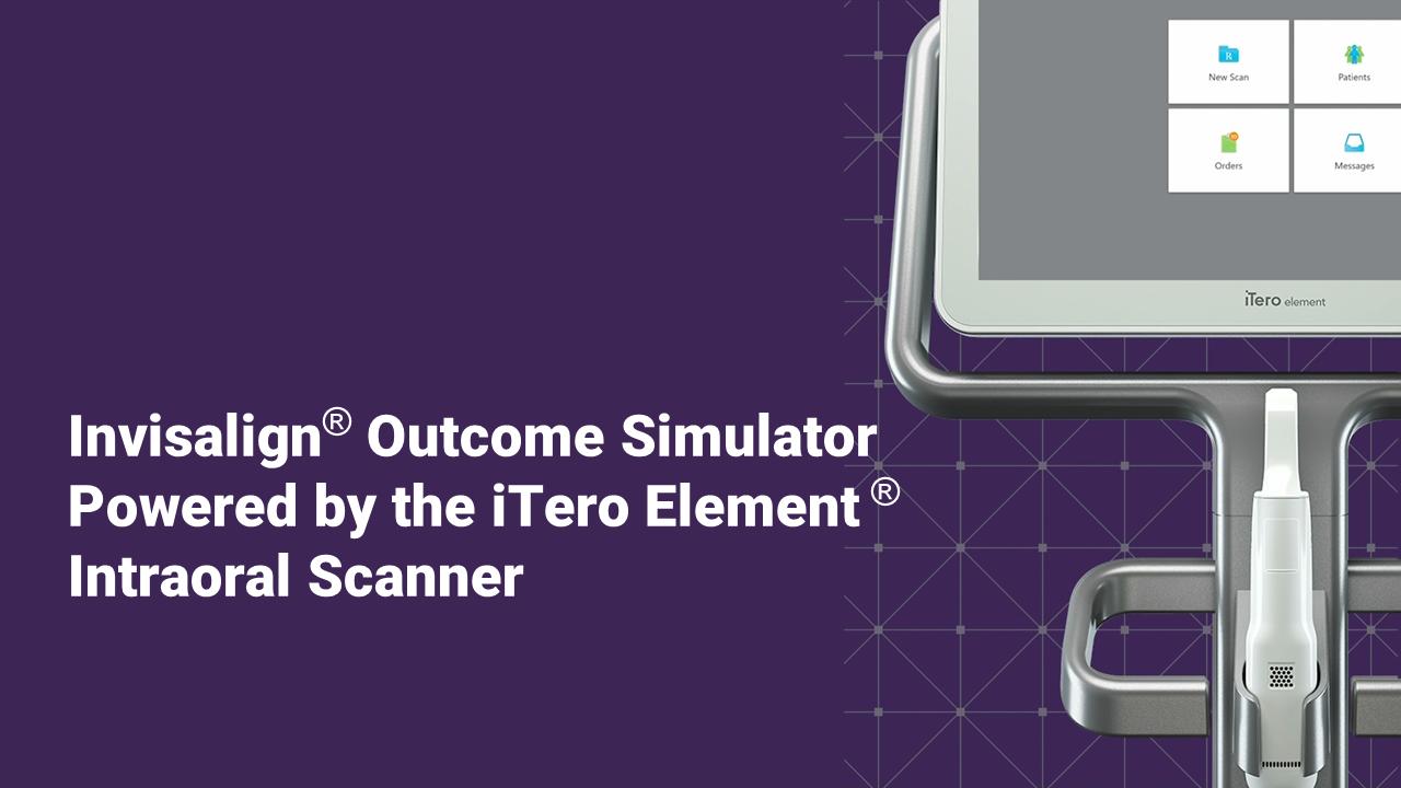 25 minutes: Invisalign Outcome Simulator