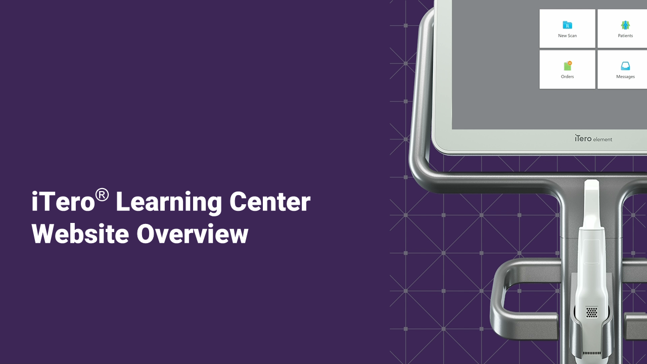3 Minutes:  How to use the Learning Center on MyiTero.com
