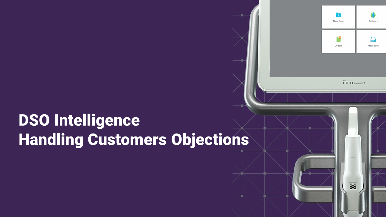DSO INTELLIGENCE - Handling Objections
