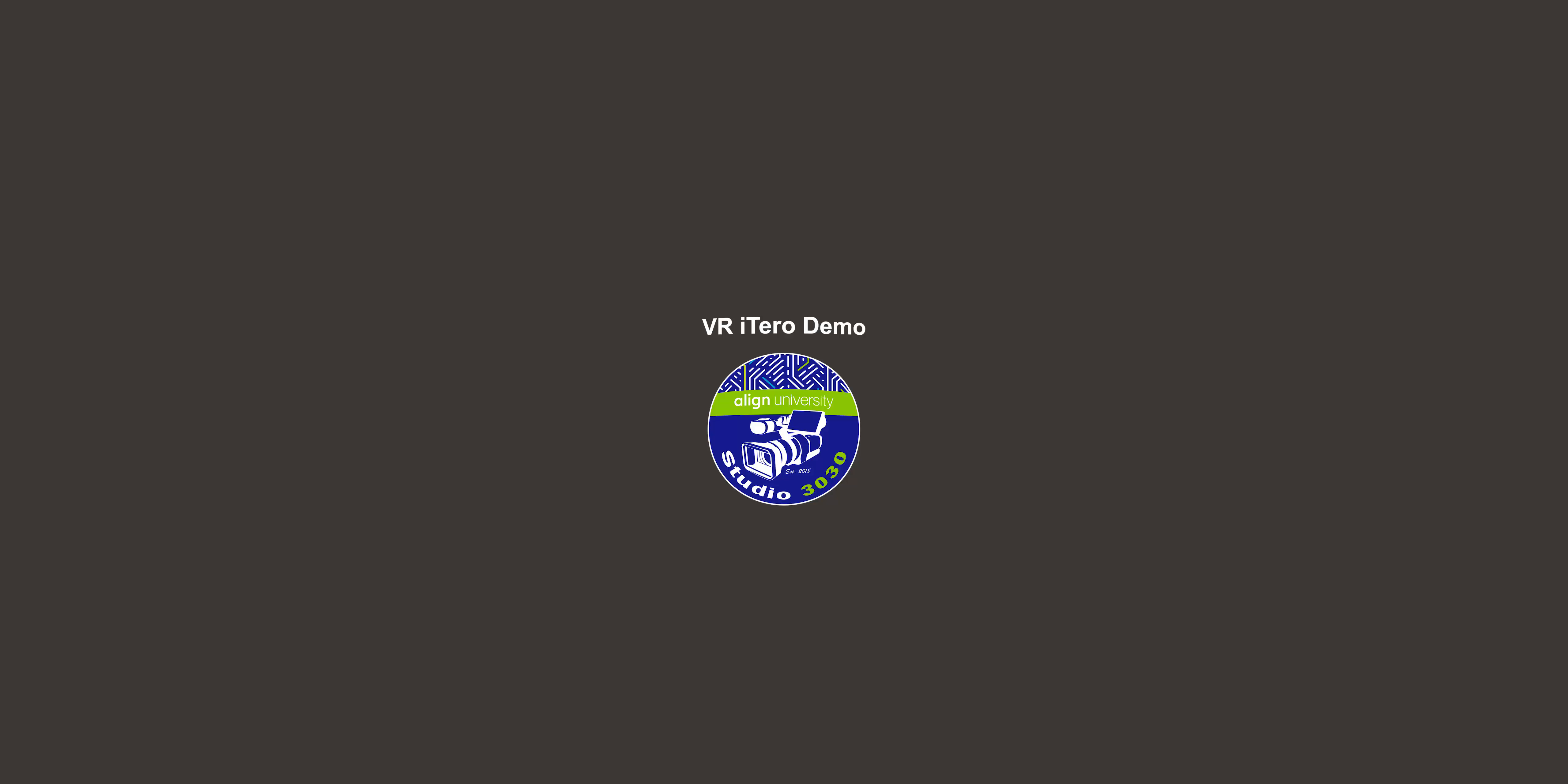 iTero VR Demo Test Export 02