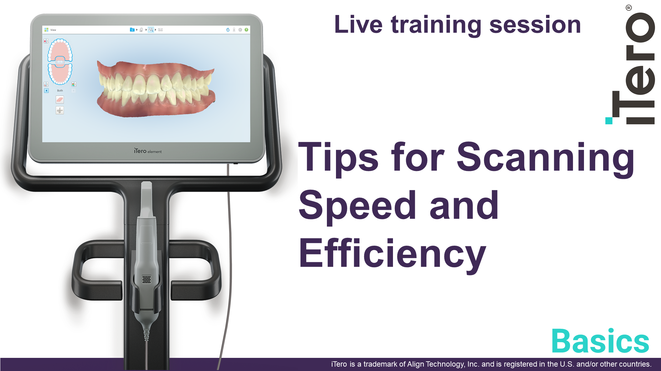 Tips for Scanning Speed and Efficiency 12pmEDT(11amCT/10amMT/9amPT)