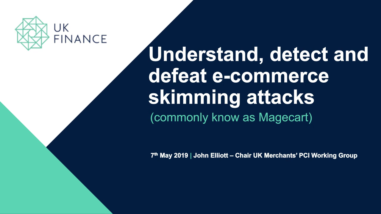 Understand, detect and defeat e-commerce skimming attacks