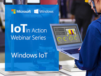 Windows IoT in Manufacturing