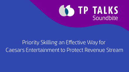 Priority Skilling an Effective Way for Caesars Entertainment to Protect Revenue Stream