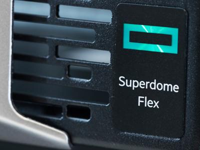 Новое поколение HPE Superdome Flex