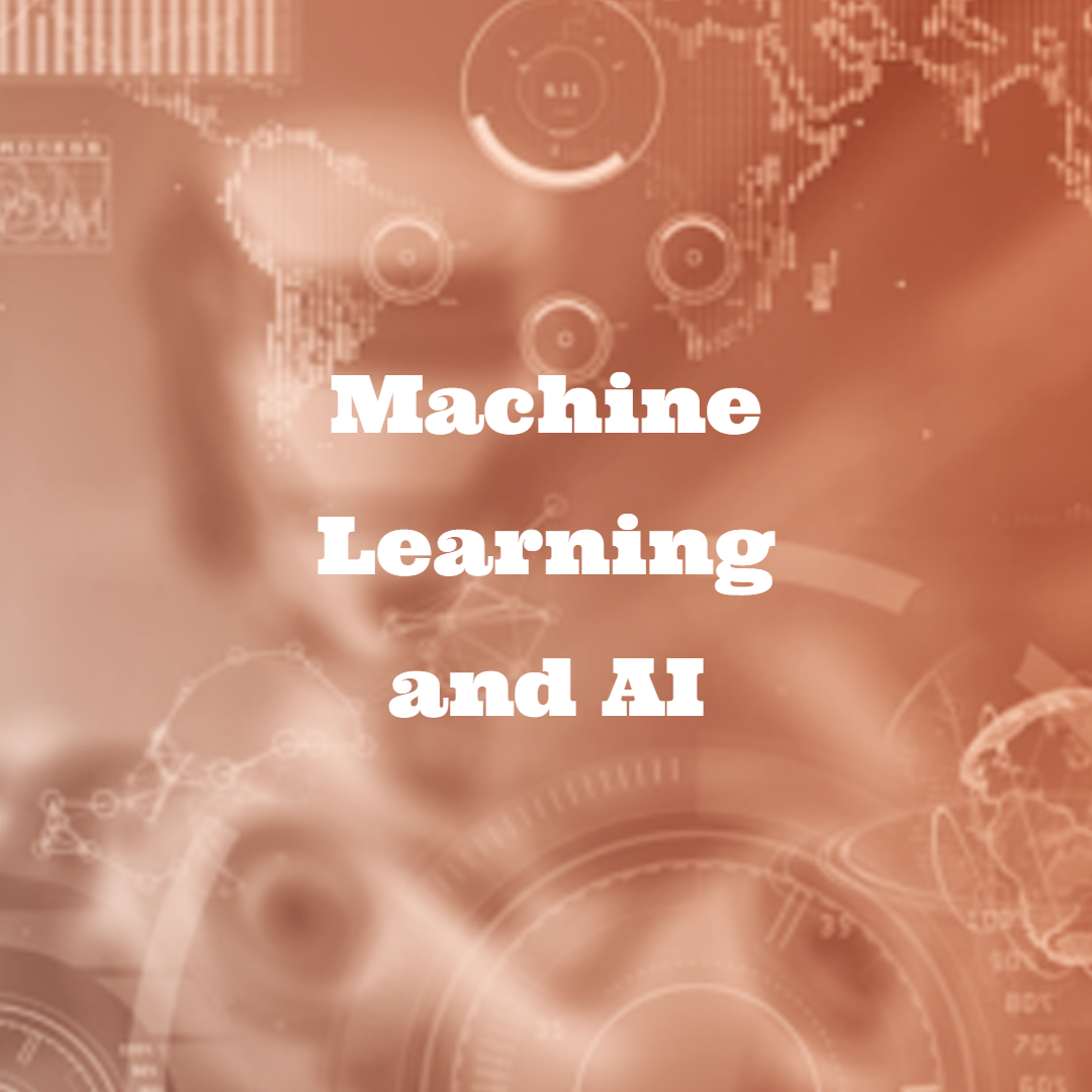 The Next Frontier:  Machine Learning and AI
