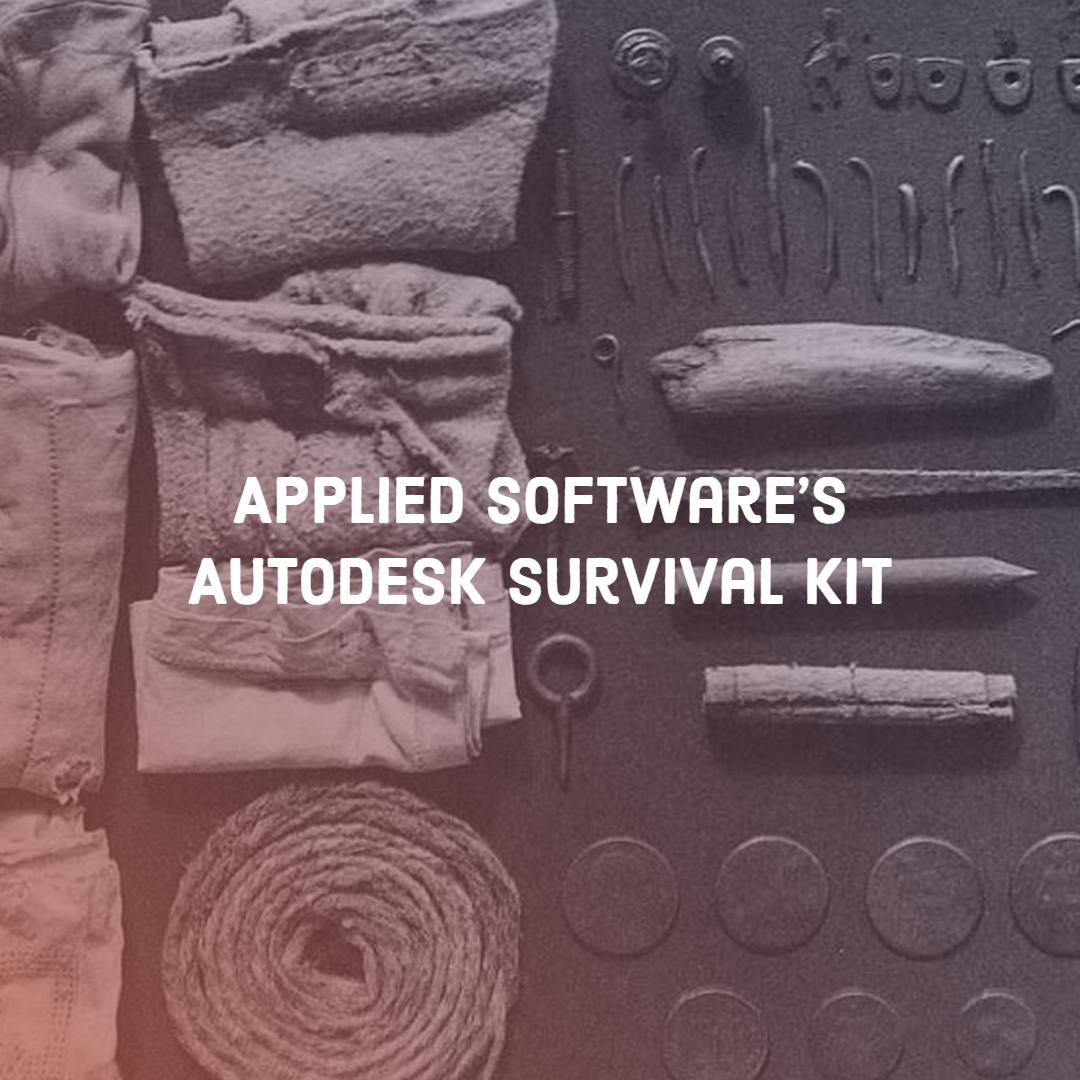 Applied Software's Autodesk Survival Kit