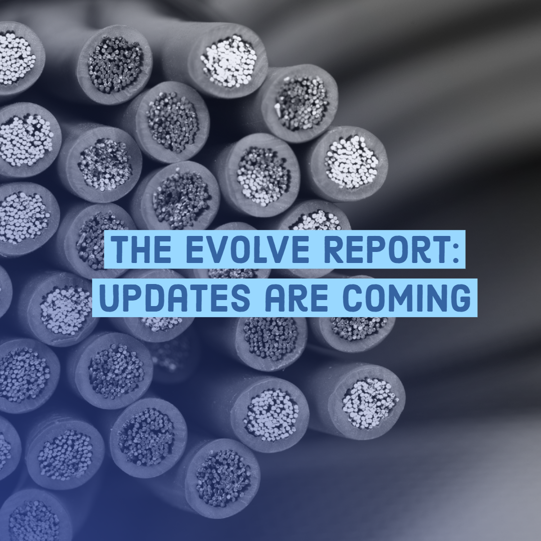 The eVolve Report: Updates are Coming