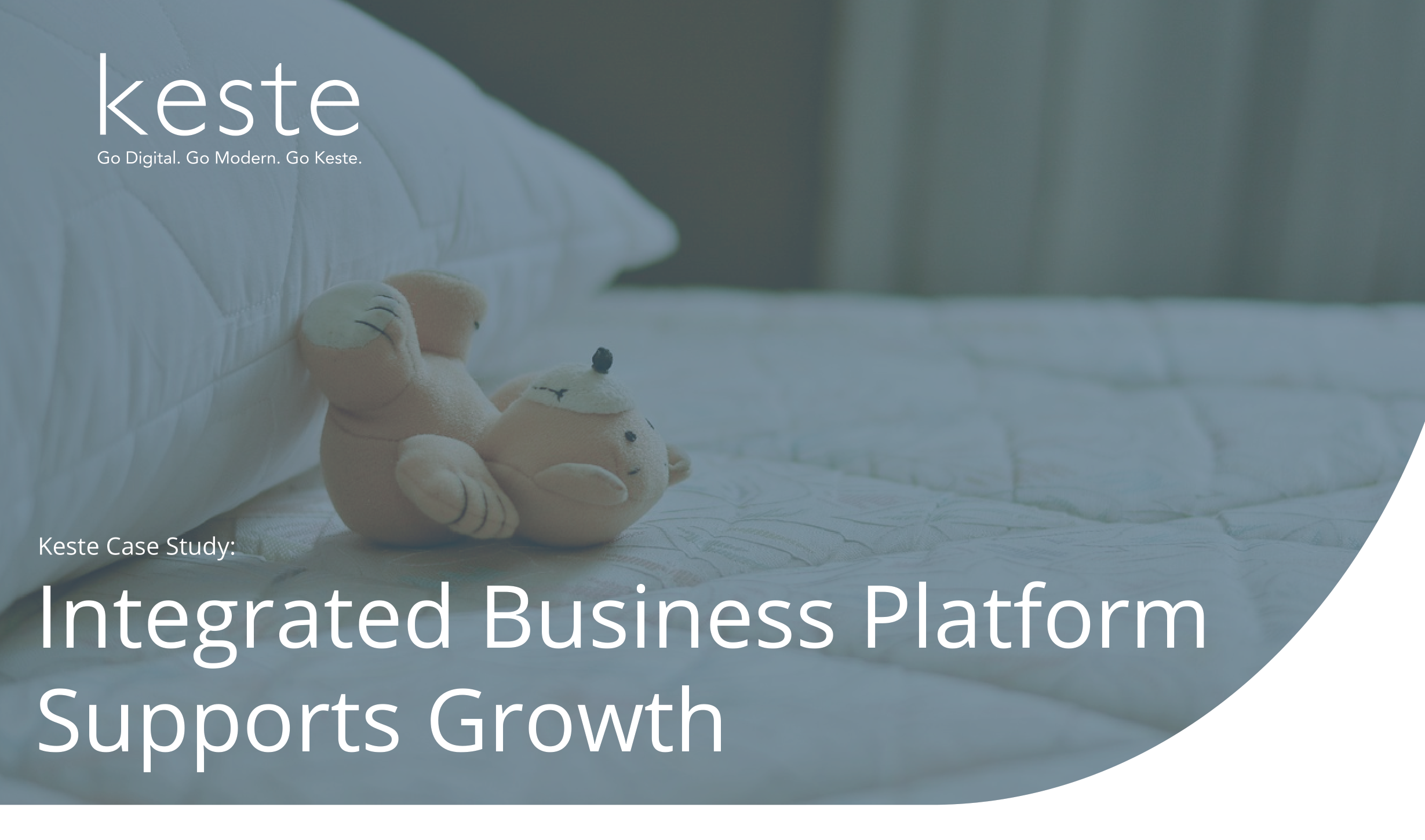 Case Study : Integrated Business Platform Supports Growth