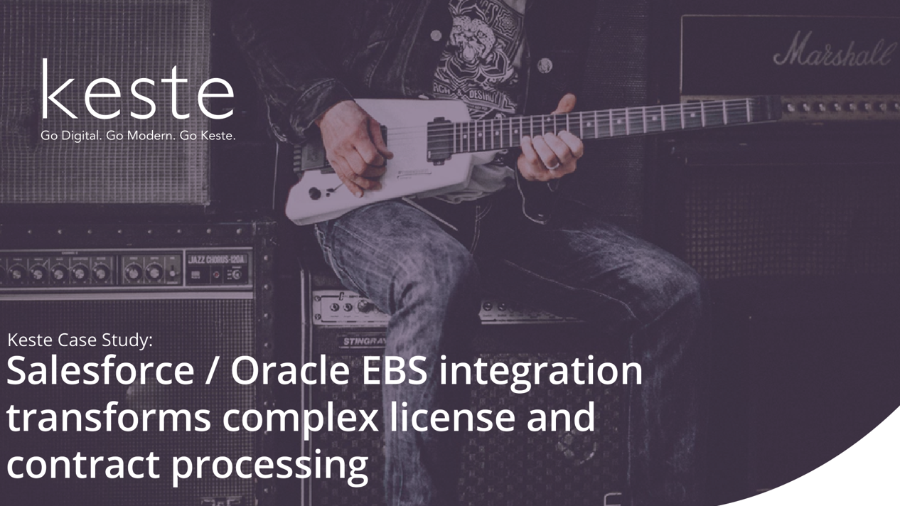 Case Study: Integration Transforms Complex Licensing Practice