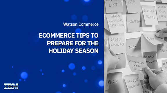 eCommerce Tips to Prepare for the Holiday Season