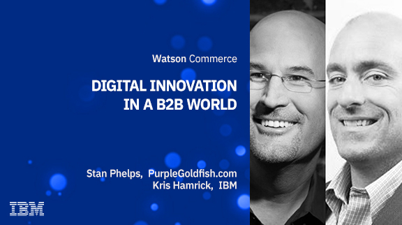 Digital Innovation in a B2B World