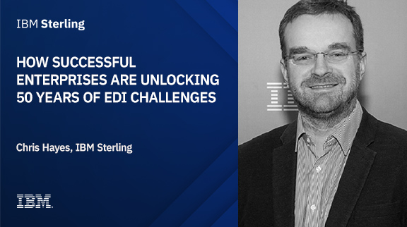 How successful enterprises are unlocking 50 years of EDI challenges