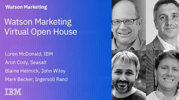 Watson Marketing Virtual Open House