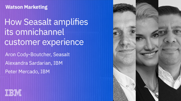 How Seasalt amplifies its omnichannel customer experience
