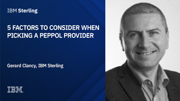 5 Factors to Consider when picking a PEPPOL provider