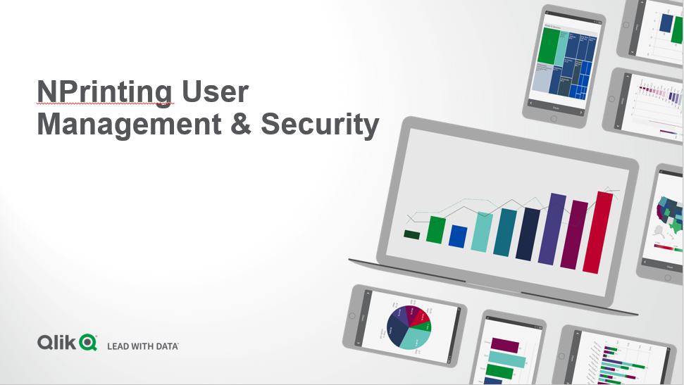 NPrinting User Management & Security
